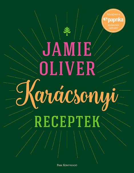 Könyv borító - Karácsonyi receptek