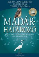 Könyv borító - Madárhatározó – Európa és Magyarország legátfogóbb terepi határozója