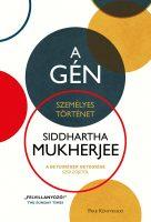 Könyv borító - A gén – Személyes történet