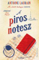 Könyv borító - A piros notesz