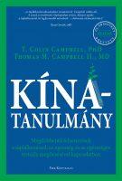 Könyv borító - Kína-tanulmány