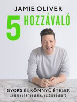 Könyv borító - 5 hozzávaló – Gyors és könnyű ételek