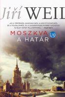 Könyv borító - Moszkva – A határ