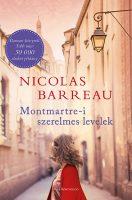 Könyv borító - Montmartre-i szerelmes levelek