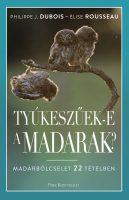 Könyv borító - Tyúkeszűek-e a madarak?