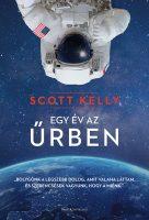 Könyv borító - Egy év az űrben