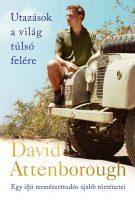 Könyv borító - Utazások a világ túlsó felére