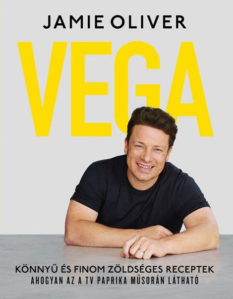 Könyv borító - Vega