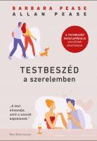 Könyv borító - Testbeszéd a szerelemben