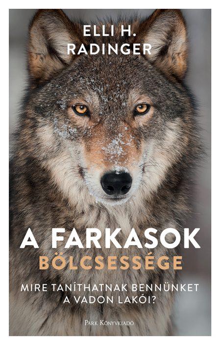 Könyv borító - A farkasok bölcsessége – Mire taníthatnak bennünket a vadon lakói?