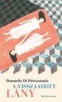 Könyv borító - A visszaadott lány