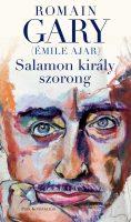 Könyv borító - Salamon király szorong