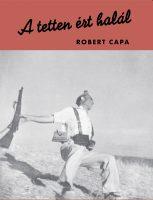 Könyv borító - A tetten ért halál