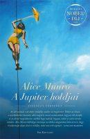 Könyv borító - A Jupiter holdjai